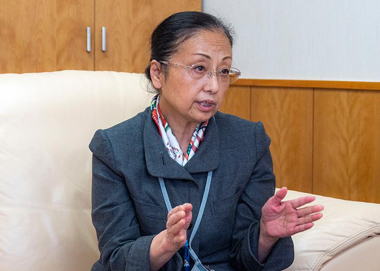 副理事長 宇塚 惠子
